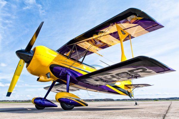 Scandinavian Airshow THOR Aerobatic