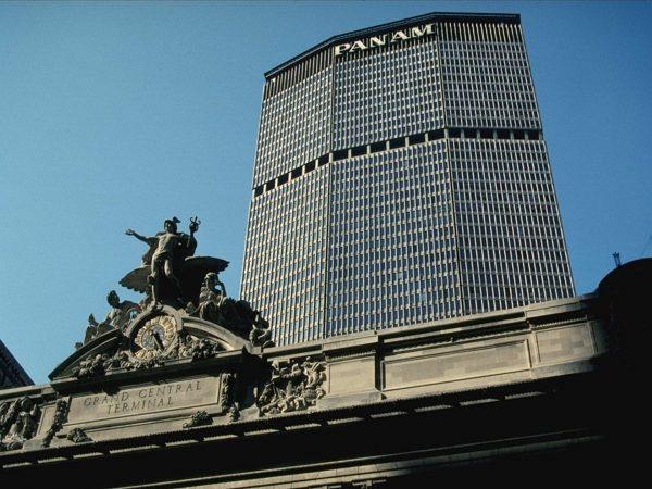 Jeszcze jako Pan Am Building