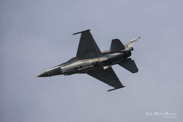 F-16 Demo Team (fot. Michał Banach)