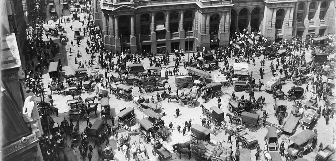 Boston Post Office Square - zdjęcie