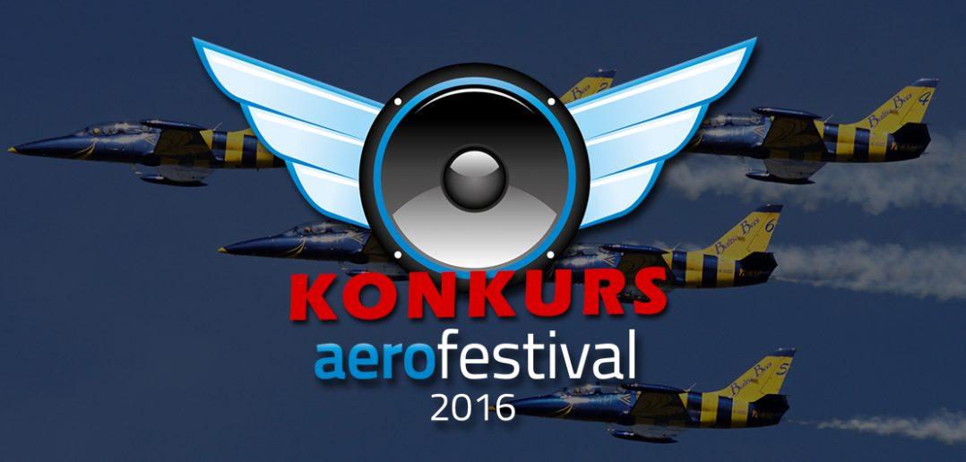 Konkurs - Aerofestival 2016