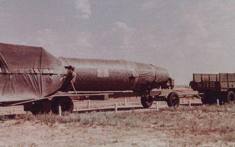 Odtajnione zdjęcia z poligonu Kapustin Jar w ZSRR