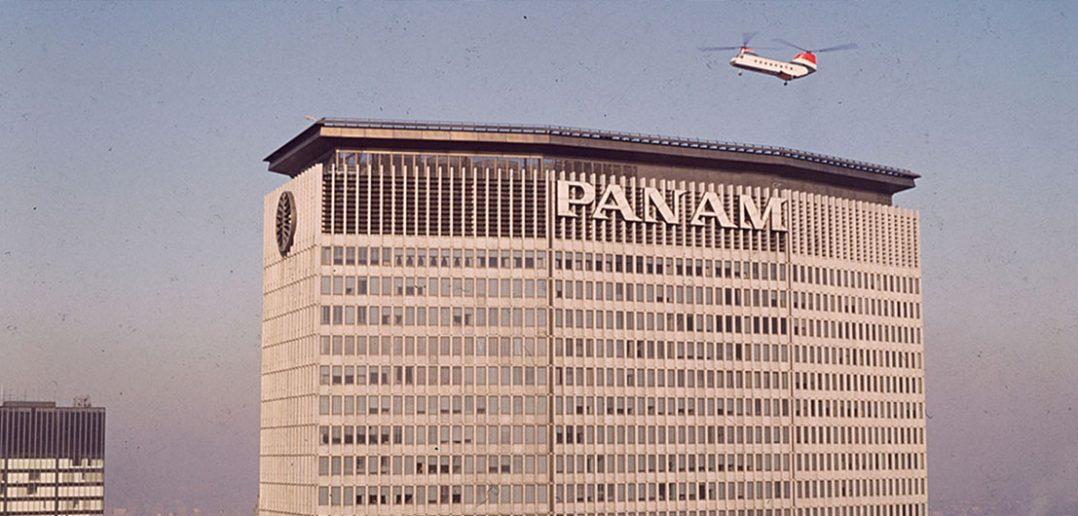 MetLife Building w Nowym Jorku i zapomniane lądowisko dla helikopterów