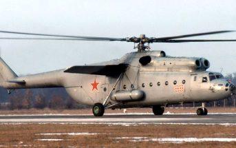 Śmigłowiec Mil Mi-6