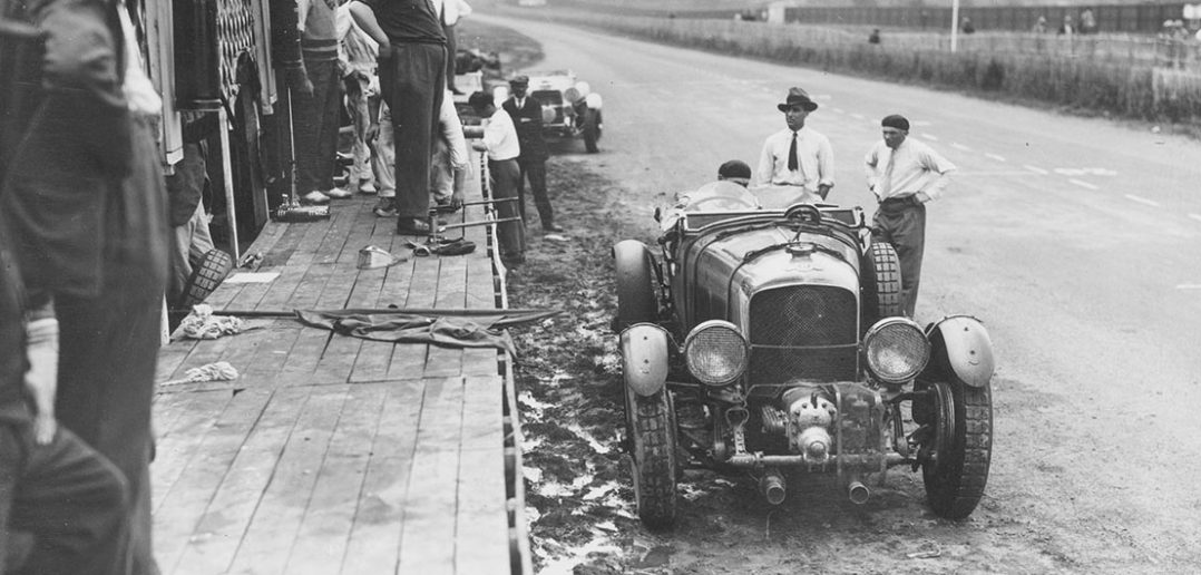 Pierwszy wyścig 24h Le Mans