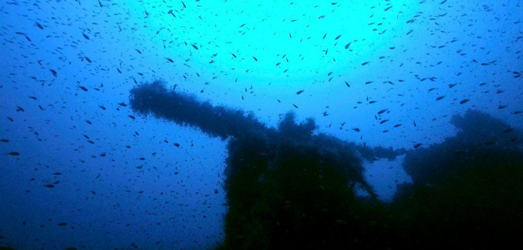 Odnaleziono wrak okrętu podwodnego HMS P311