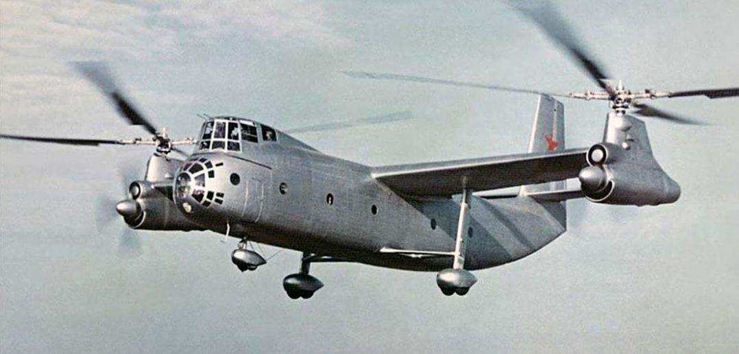 Zapomniany Kamow Ka-22