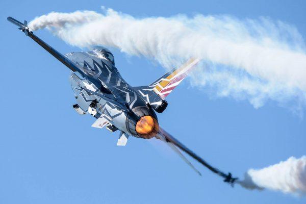 F-16 Fighting Falcon - Belgian Demo Team
