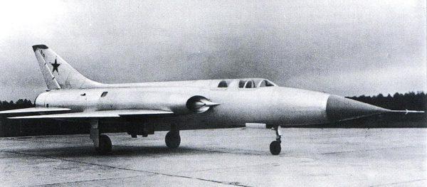 Suchoj P-1