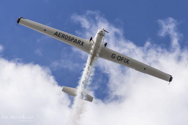 Aerosparx - Leszno Air Picnic 2016 (fot. Michał Banach)