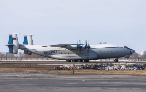 Antonow An-22 Anteusz - jeden z największych seryjnie produkowanych samolotów transportowych
