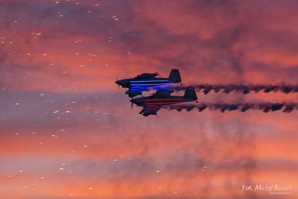 Fireflies Aerobatic Display Team - Leszno Air Picnic 2016 (fot. Michał Banach)