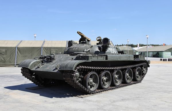 Rakietowy niszczyciel czołgów IT-1 (tzw. czołg rakietowy)