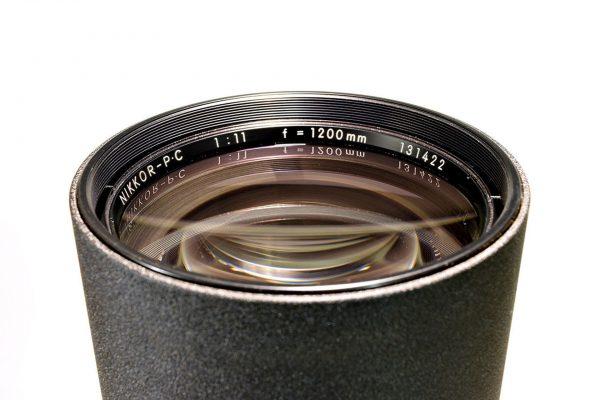 Nikkor 1200 mm F11