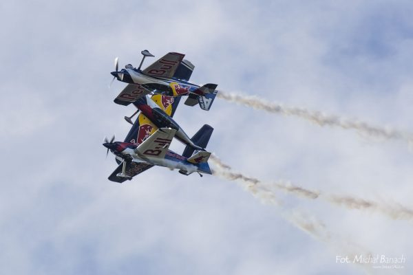 The Flying Bulls - Leszno Air Picnic 2016 (fot. Michał Banach)