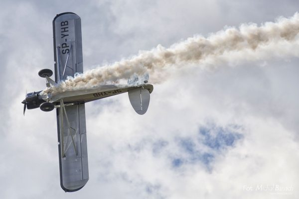 Carbon Cub - Leszno Air Picnic 2016 (fot. Michał Banach)