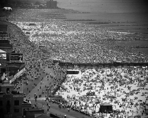 Coney Island, 4 lipca 1949 roku
