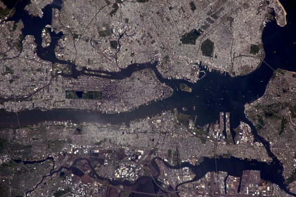 Nowy Jork (fot. Tim Peake)