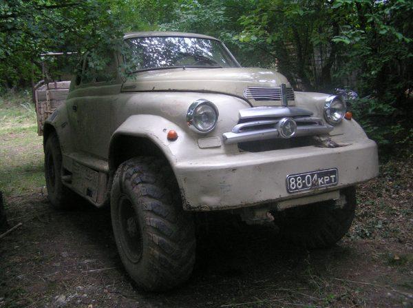 GAZ M-72/66