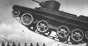 BT-5 i BT-7 - czołgi do zadań... szalonych - film