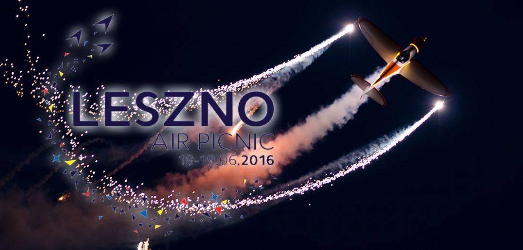 Leszno Air Picnic 2016 - pokazy z górnej półki