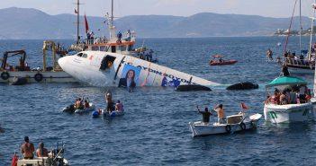 Airbus A300 zatopiony jako sztuczna rafa