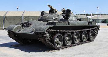 Radziecki rakiety niszczyciel czołgów IT-1