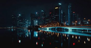 The Lion City II - niesamowity time lapse - film
