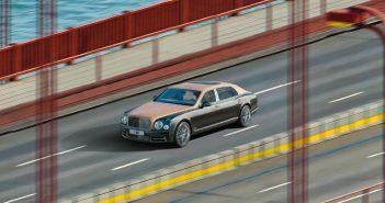Bentley na 53 mld pikseli - zdjęcie