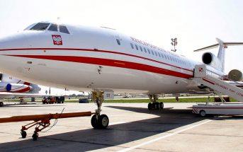 Polskie samoloty VIP