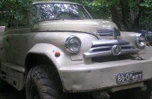 Rosyjska samoróbka - GAZ M-72/66