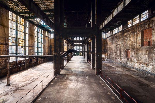Elektrownia Kelenföld w Budapeszcie (fot. Roman Robroek)
