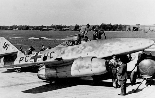 Prototyp Me 262