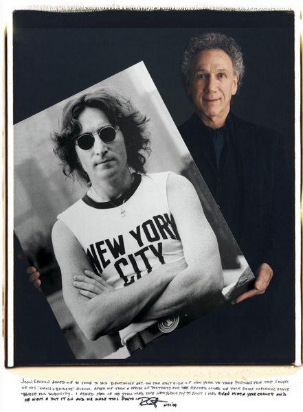 Bob Gruen – John Lennon (fot. Tim Mantoani)