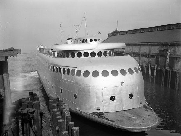 MV Kalakala - 11 maja 1946 roku