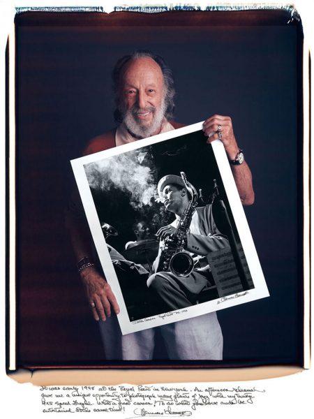 Herman Leonard – Jazz Musicians (fot. Tim Mantoani)