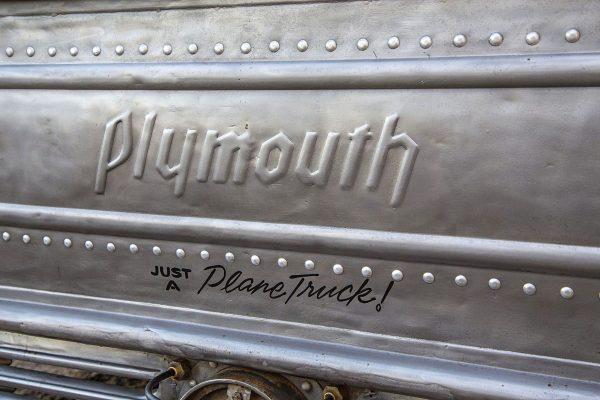 1939 Plymouth Pickup