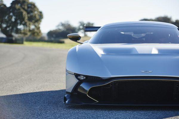 Aston Martin Vulcan (fot. materiały prasowe)