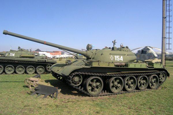 T-54 w muzeum