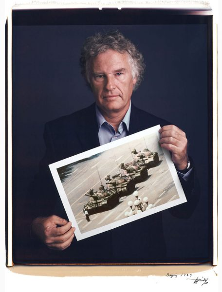 Jeff Widener - Tank Man (fot. Tim Mantoani)