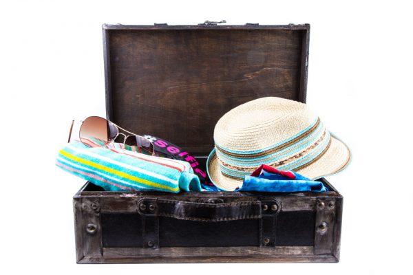 Odpowiednie spakowanie bagażu to jedna z najważniejszych rzeczy jakei musimy zrobić przed podróżą (fot. Public Domain)