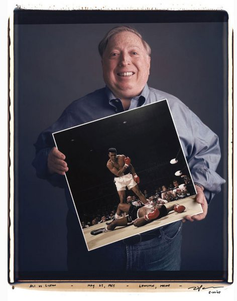 Neil Leifer – Ali vs. Liston (fot. Tim Mantoani)