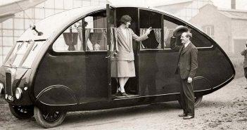 Kamper z 1927 roku - zdjęcie