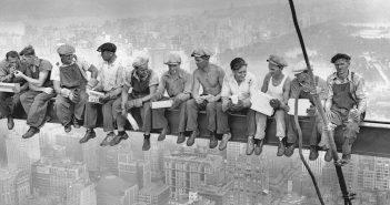 Lunch atop a Skyscraper - historia słynnego zdjęcia