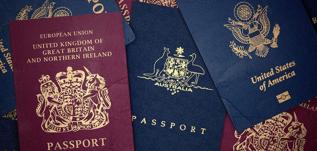 Co oznaczają kolory paszportów?