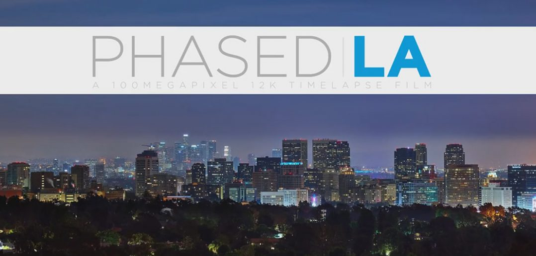 Phased | LA - Los Angeles timelapse - film