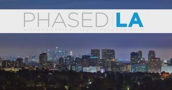 Phased | LA - Los Angeles timelapse - film