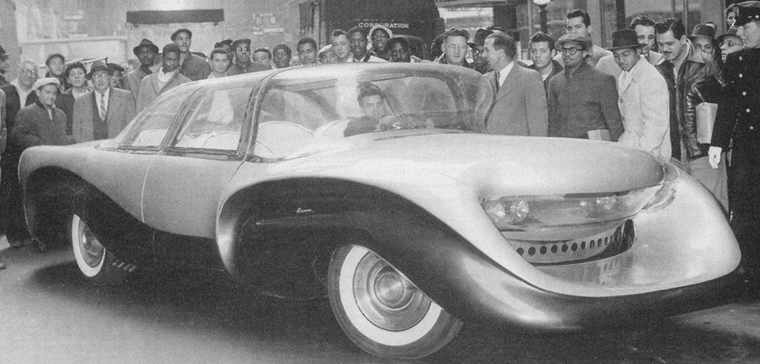 Aurora - najbrzydszy najbezpieczniejszy samochód w historii