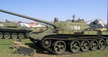 T-54 - pierwszy radziecki czołg podstawowy
