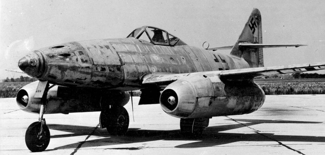Messerschmitt Me 262 - pierwszy seryjny myśliwiec odrzutowy